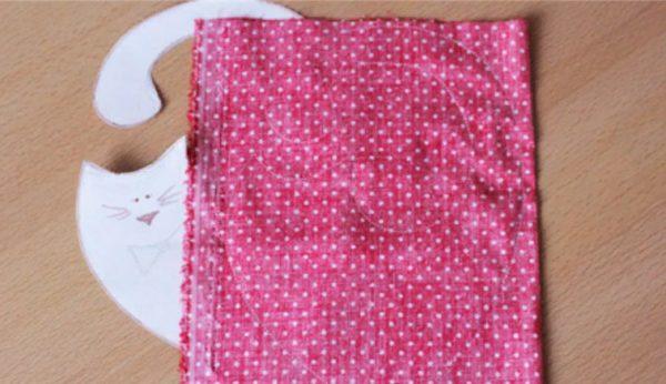 Выкройка и ткань