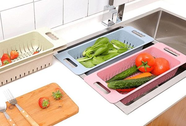 Подставка для кухонной раковины