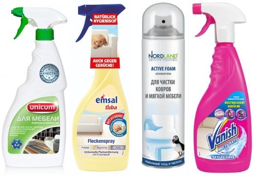 На полках магазинов можно встретить большое разнообразие чистящих средств