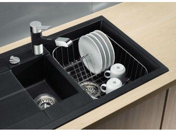 Поставив посуду или овощи просыхать в удобной корзине, вы можете спокойно оставлять их там надолго, не опасаясь размокания или появления неприятных запахов