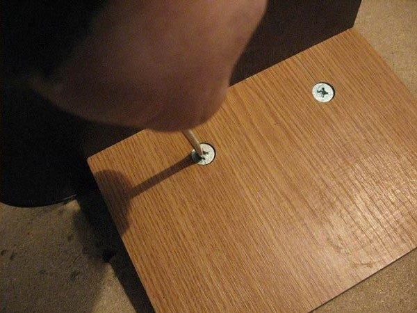 Эксцентрик для сборки мебели