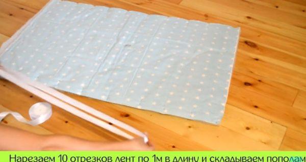 25-2-e1554132168890-600x318 Как сшить бортики в кроватку для новорожденных своими руками