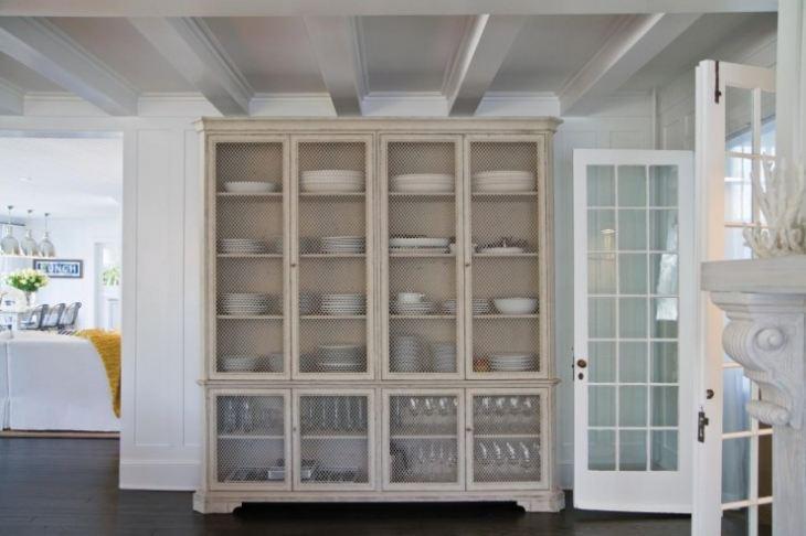 Параметры шкафов должны коррелировать с размерами помещения