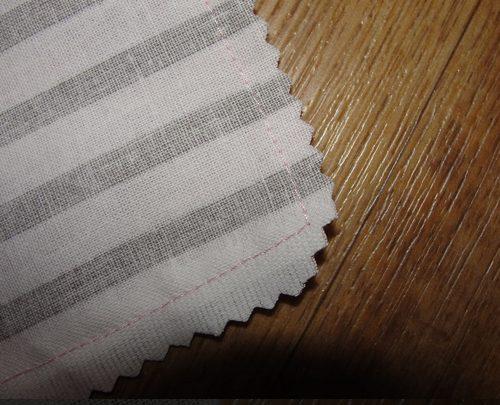 Сшиваем переднюю и заднюю часть
