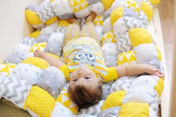 Дети всех возрастов любят одеяла-бонбон