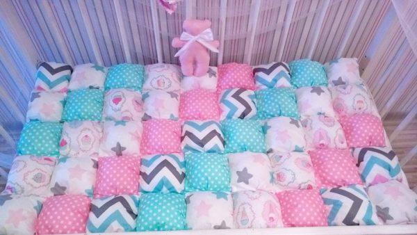 Яркие принты одеяла для детской