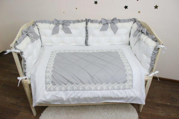 Заграждения для приставной кровати в виде подушек