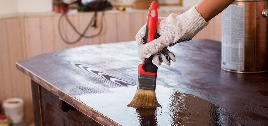 Как покрасить домашнюю мебель — технология, материалы, полезные советы