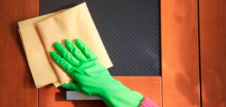Эффективные способы очистки кухонной мебели от жира и копоти