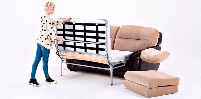Механизмы трансформации диванов: виды, особенности, как выбрать